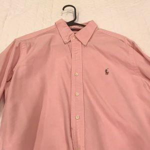 Ralph Lauren Polo - Classic Fit - Medium - Pink